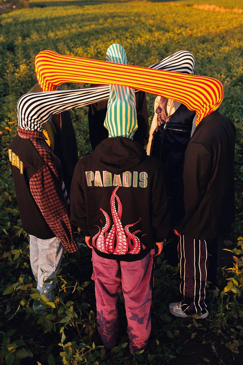 """3.PARADIS Fall/Winter 2019 """"*ODYSSEUS*"""" Editorial Collection FW19 Lookbook Images Campaign Clothing Tailoring Outerwear Creative Garments"""
