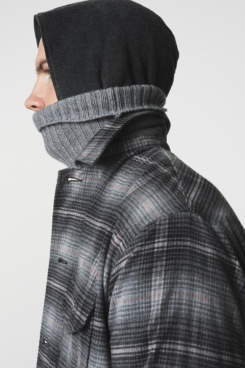 417 BY EDIFICE Fall 2019 Lookbook Collection japanese french preppy classic bespoke layers pendleton flannels earthy muted minimal apparel