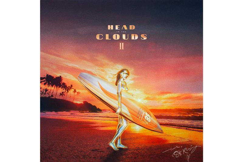 88rising Head in the Clouds II Album Stream rich brian joji higher brothers niki august 08 Swae Lee GoldLink Phum Viphurit