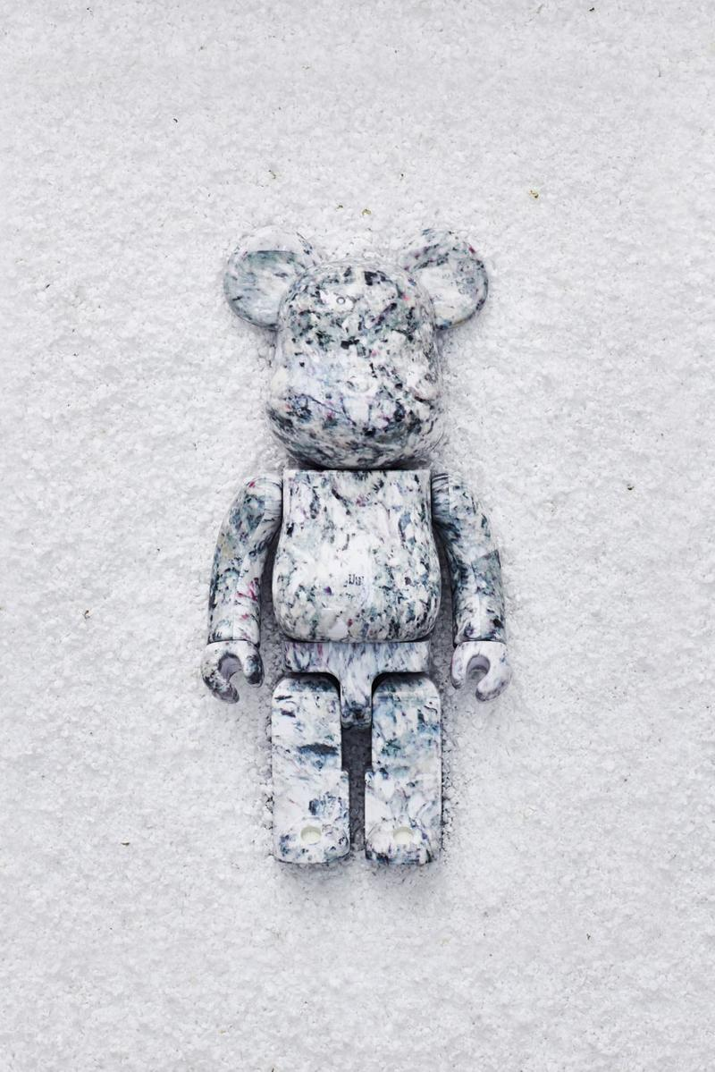 OSBBAT x Medicom Toy BE@RBRICK Rough Draft 100% & 400% Release Information First Look Design Art Collectible Homeware Accessory Waste Paper Chris Namizawa