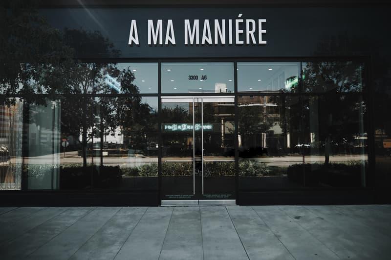 A Ma Maniere Eats In Houston Texas Streetwear Food