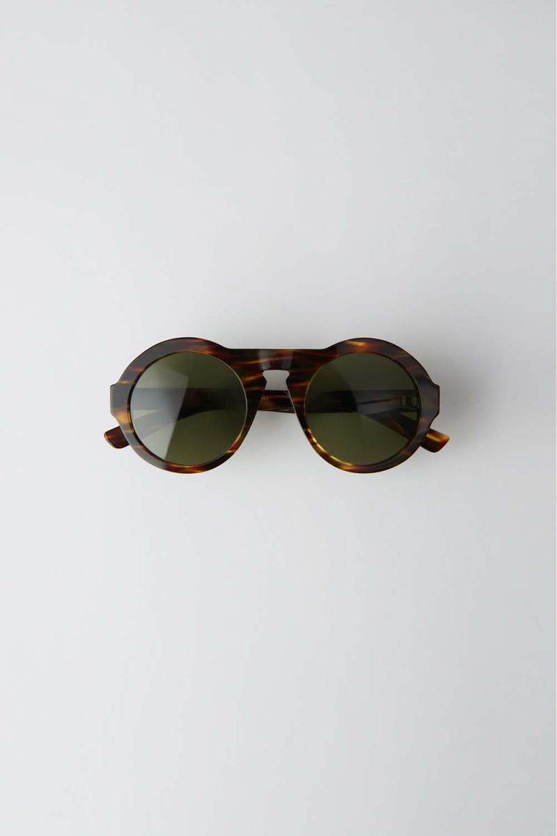 Acne Studios Spring/Summer 2019 Denim Collection Denim Jacket Sunglasses
