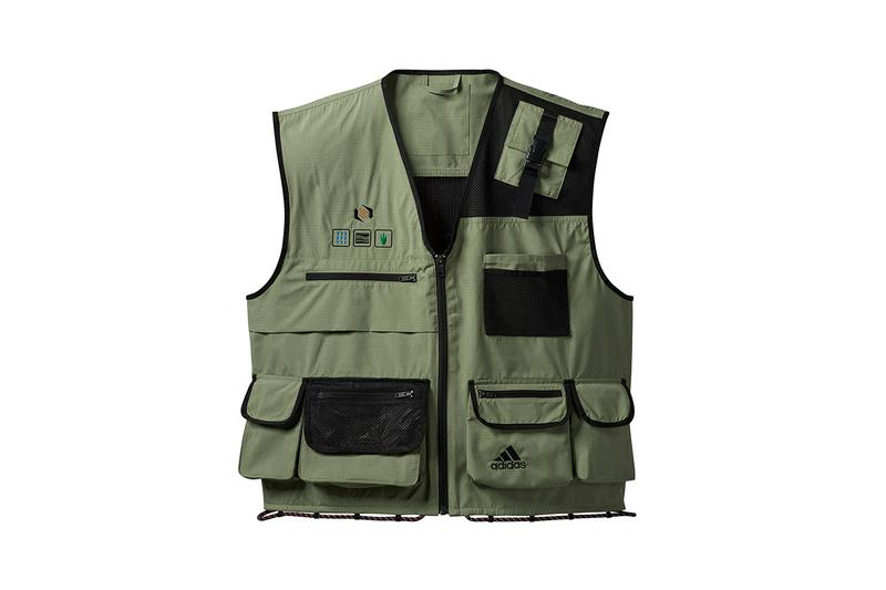 "adidas Consortium ""Gardening Club"" Release Information First Look Apparel Footwear Accessories ""horti-couture"" Novaturbo Response Hoverturf GF6100AM GF6100LC Sonicdrive Pants Vest Waist Bag"