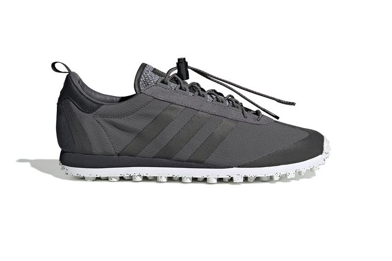 adidas Consortium Nite Jogger OG 3M Release Information Three Stripes 1970s Classic Night Time Running Shoe Scotchlite Tape Sneaker Footwear