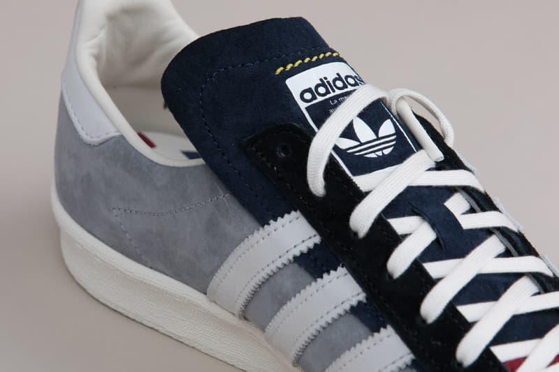 adidas originals campus 80 80s makers lab stockx release info Alex Nash Helen Kirkum Shun Hirose japan Japanese store Recoture