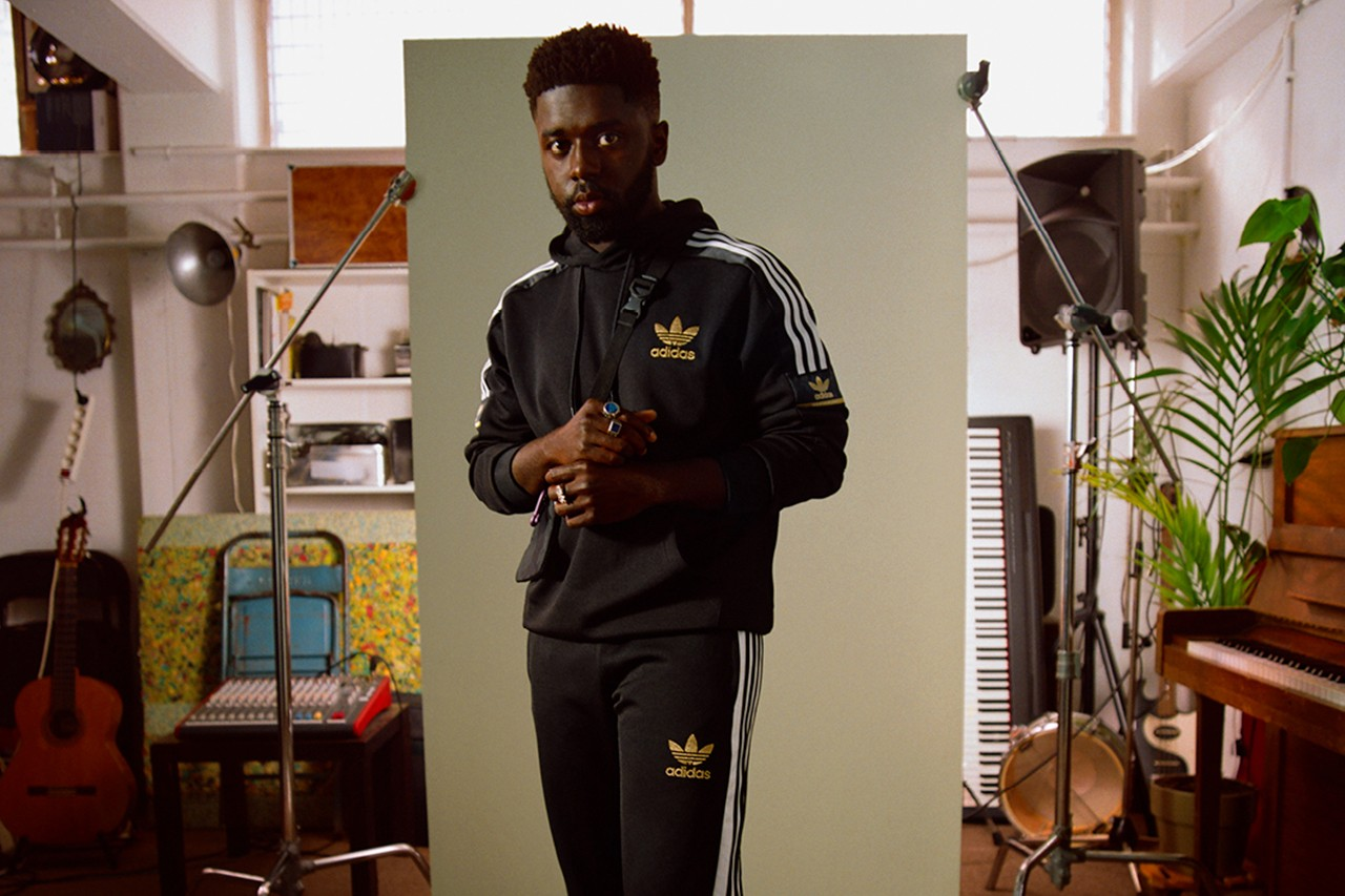 adidas and Foot Locker Team Up To Launch UNheard Music Genres Europe Dinos Green Language hip-hop Rap