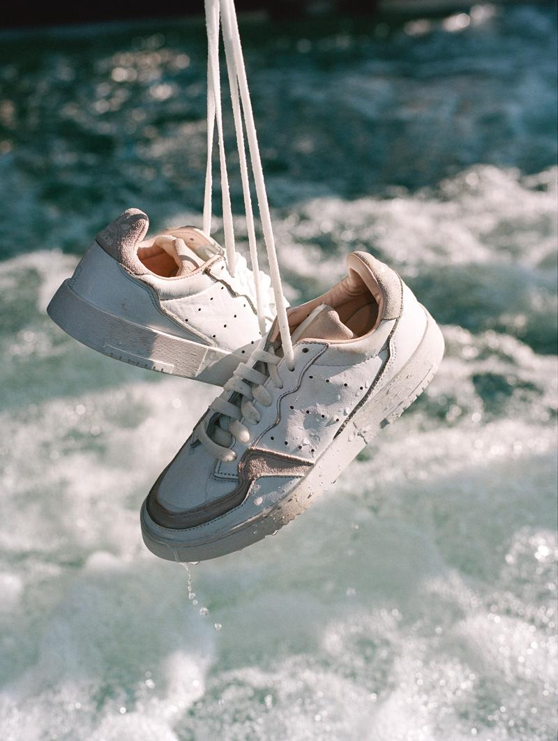 adidas Originals Home of Classics Sneaker Supercourt Stan Smith Superstar 80s Continental 80s White Tan Beige
