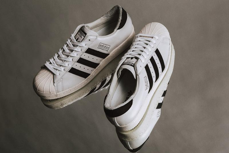 adidas Originals Superstar '80s Recon Release Information OG White Black Colorway Run DMC Premium Sneaker Footwear Classic Three Stripes Shell Toe