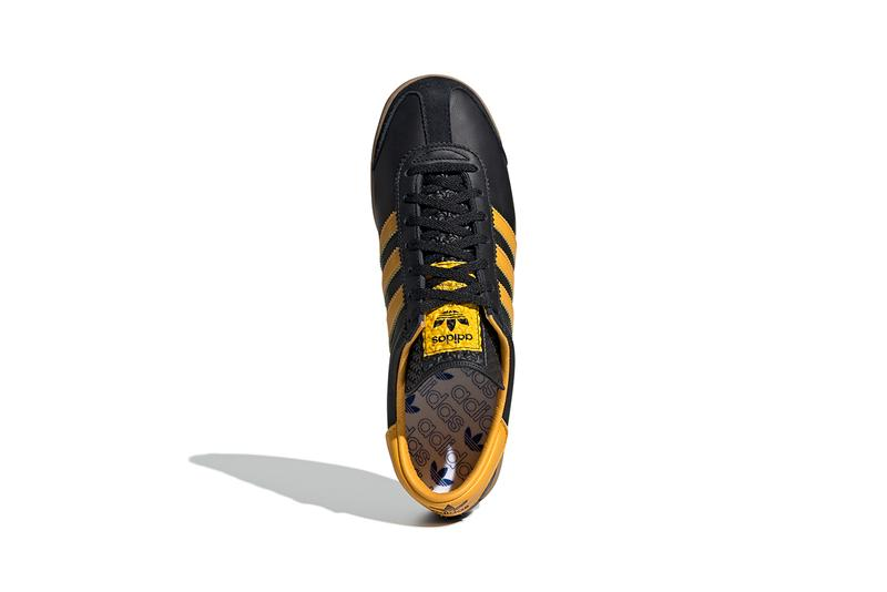 adidas originals city series oslo core black active gold release information details sneakersnstuff size buy cop purchase archive casual sneaker trainer shoeEe5724