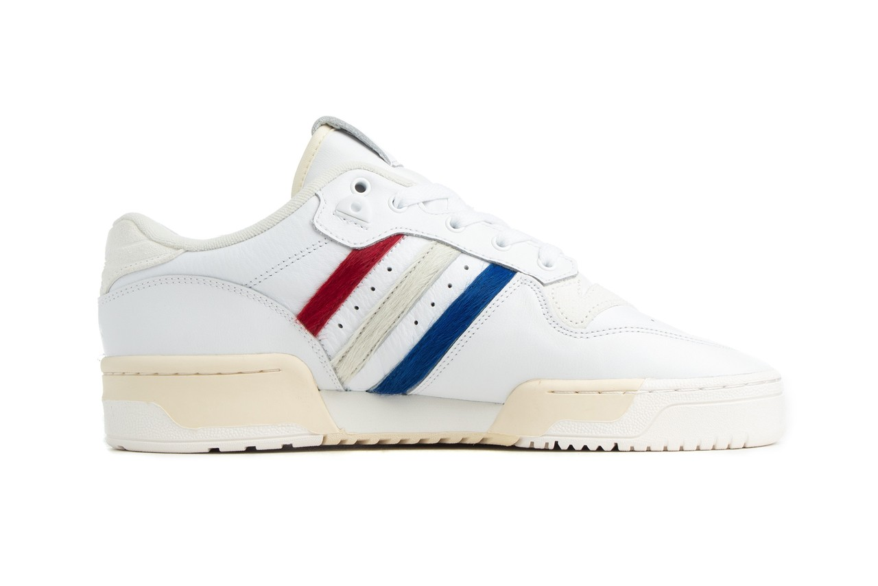 adidas Rivalry Low White Red Blue
