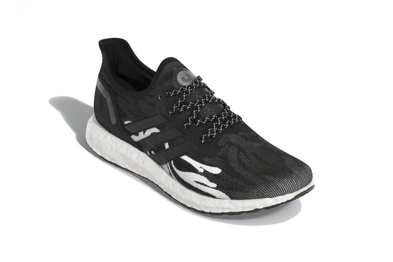 adidas speedfactory am4 cryptic waves boost black white FX4296 oswaldo rodriguez creators club