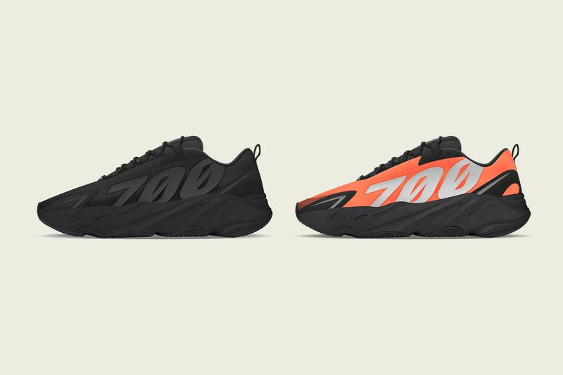 adidas YEEZY BOOST 700 MNVN Triple Black Orange Pricing Details Info Date Buy Release