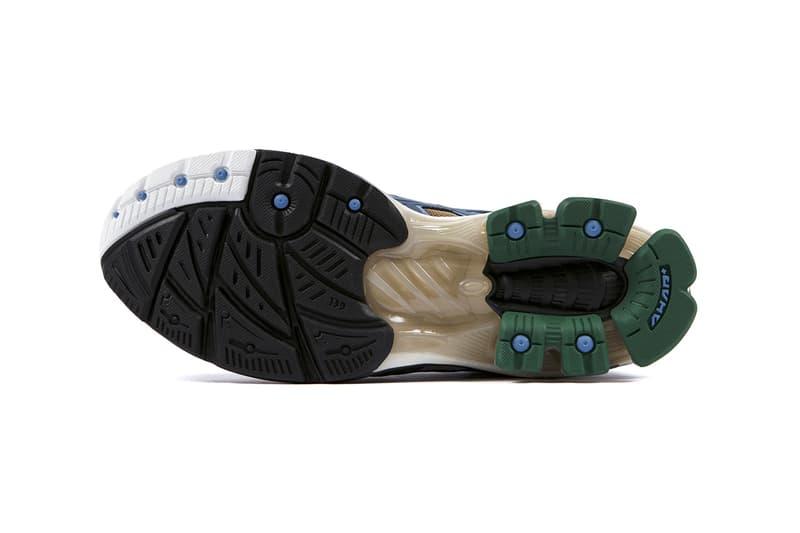 AFFIX x ASICS GEL Kinsei OG GORE-TEX Release Information Kiko Kostadinov Taro Ray Stephen Mann Michael Kopelman Sneaker Collaboration Technical Vis-Tech Shoes