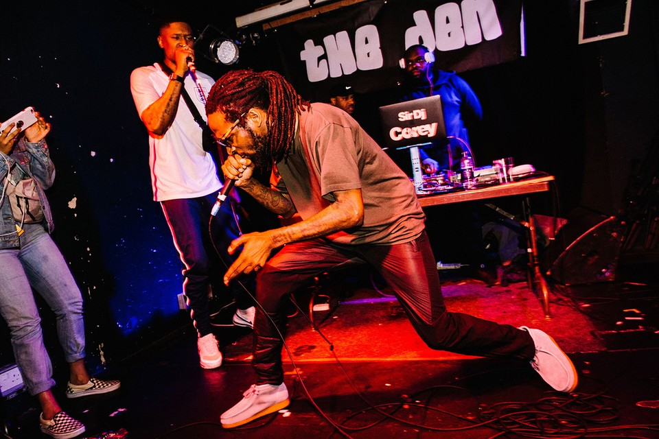 Grime Showcase The Den Celebrates Fifth Anniversary With AIAIAI-Supported Event Night