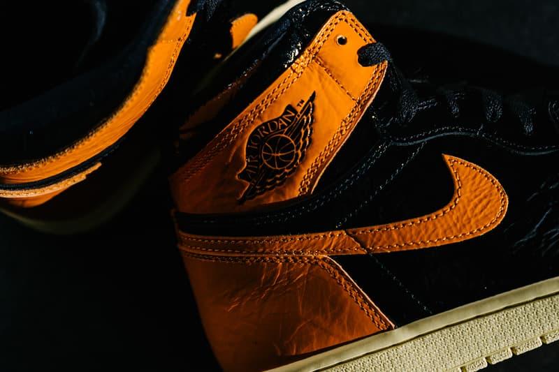 Air Jordan 1 Retro High OG Shattered Backboard 3.0 Official Look Orange Black Starfish Pale Vanilla Release Info Date Buy 575441-028