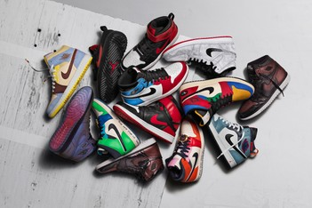 """Picture of Jordan Brand Unveils Air Jordan 1 """"Fearless Ones"""" Collection for Holiday 2019"""