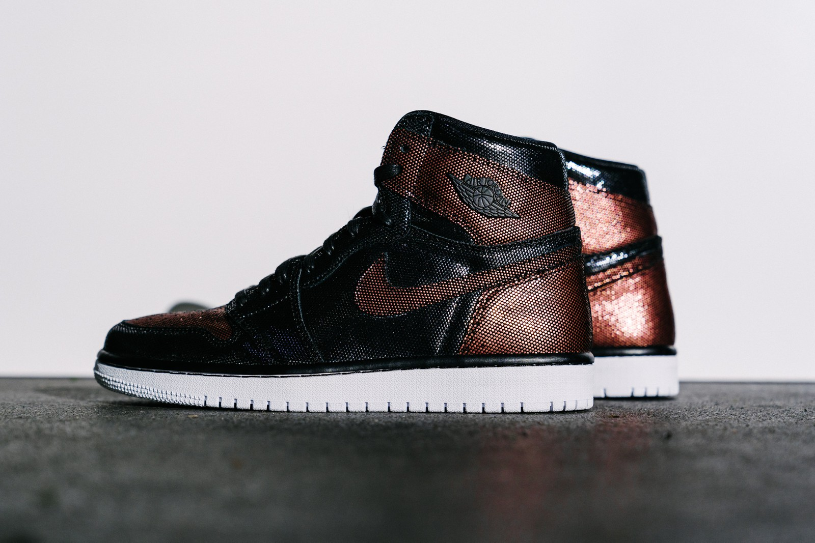 Air Jordan 1 brand Fearless Ones  Collection Holiday 2019 fall winter flyease facetasm edison chen high mid zoom low react ghetto gastro blue the great maison chateau melody ehsani patent leather blue red black shattered backboard orange sky kids mens womens bloodline come fly with me white green brown yellow metallic rose
