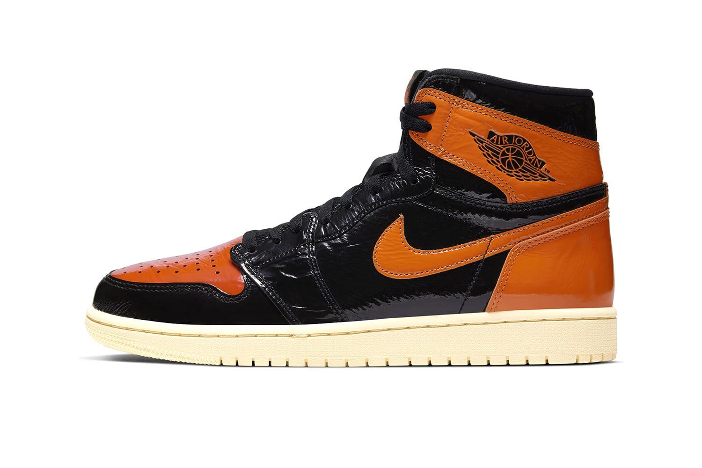 orange retro jordans