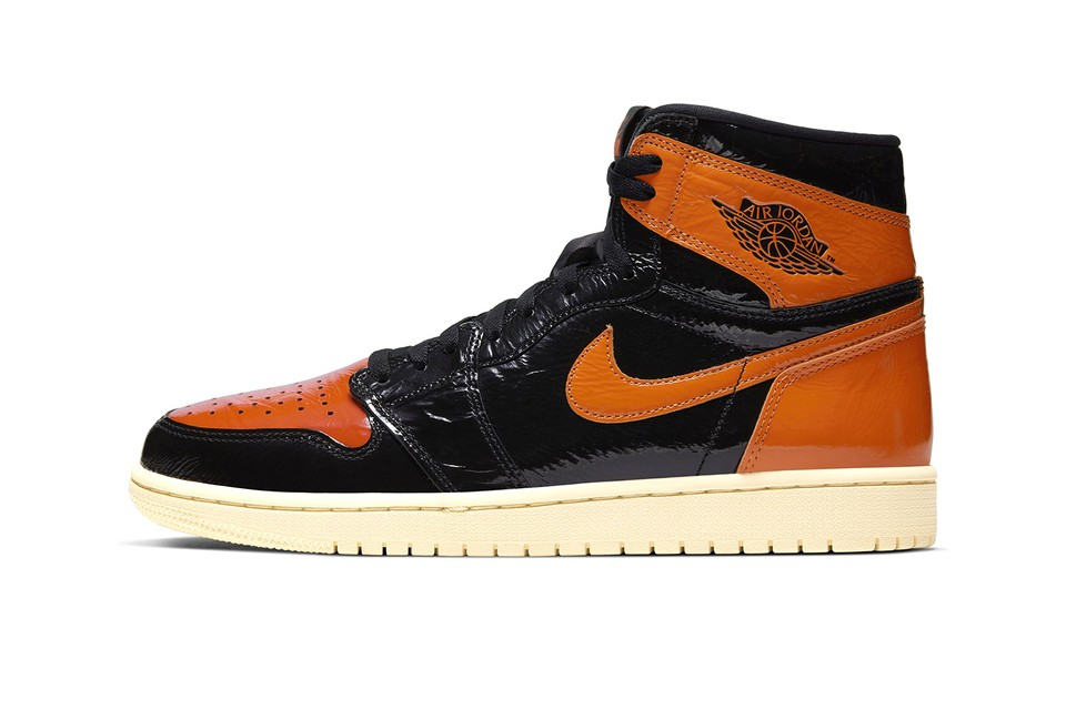 "Jordan Brand Officially Unveils the Air Jordan 1 Retro High OG ""Black/Orange"""