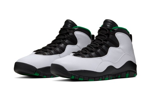 """The Air Jordan 10 """"Seattle"""" Returns for the First Time Ever This Weekend"""