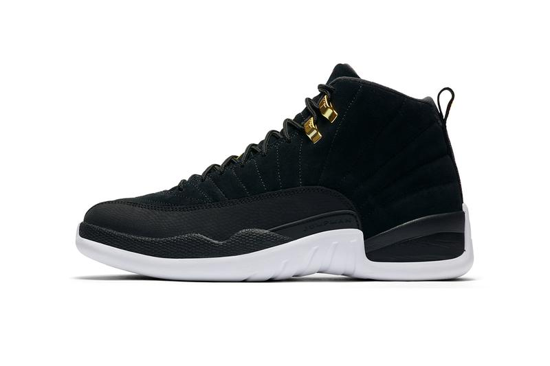 air jordan 12 reverse taxi black white red gold 130690 017 release date info photos