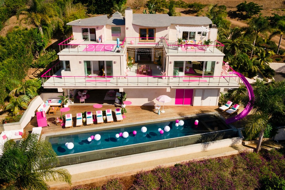 Airbnb Has Just Listed Barbie's Malibu Dreamhouse