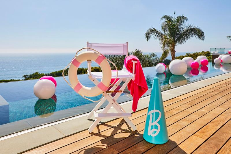 Airbnb Barbie Malibu Dreamhouse News homes rentals travel Malibu toys dolls luxury homes pools summer party getaways