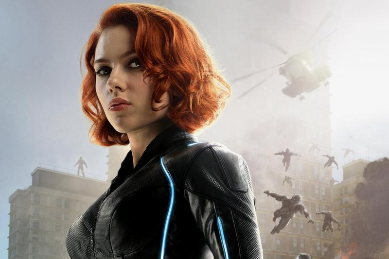 Scarlett Johansson Pushing for All-Female Marvel Film Tessa Thompson Elizabeth Olsen mcu marvel cinematic universe