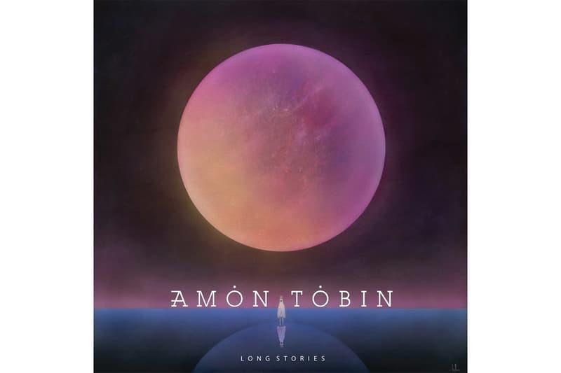 Amon Tobin Long Stories Album Stream two fingers idm