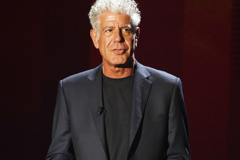 Anthony Bourdain's Watch Collection Is Currently up for Auction