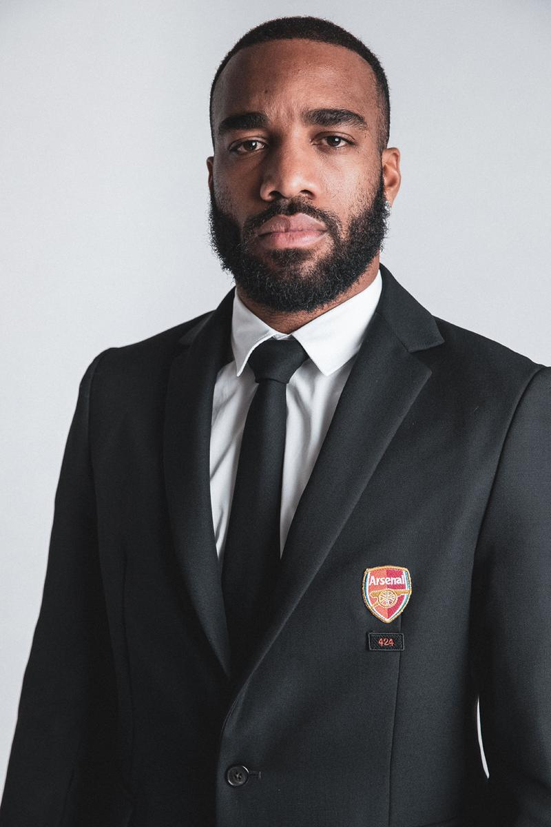 arsenal 424 official formal wear
