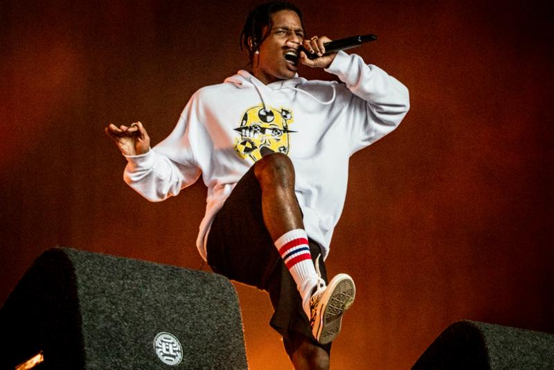 ASAP Rocky Talks Teenage Attempted Murder Charge 16 years old angie martinez untold stories of hip hop story what happened why reason case 2019 october interview