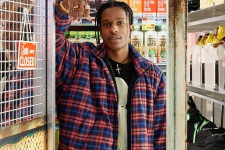 A Look Inside A$AP Rocky & AWGE's New Permanent Selfridges Space