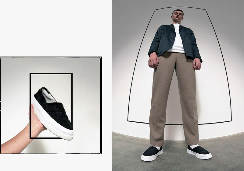 """AUXILIARY """"Vol. 2"""" Sneaker Release Information Unseasonal Collections Skate Shoes Cars Audio Matthew Taylor Graeme Gaughan Footwear AntiSkate Infra """"Continuous Play"""" Slip On Lace Ups"""