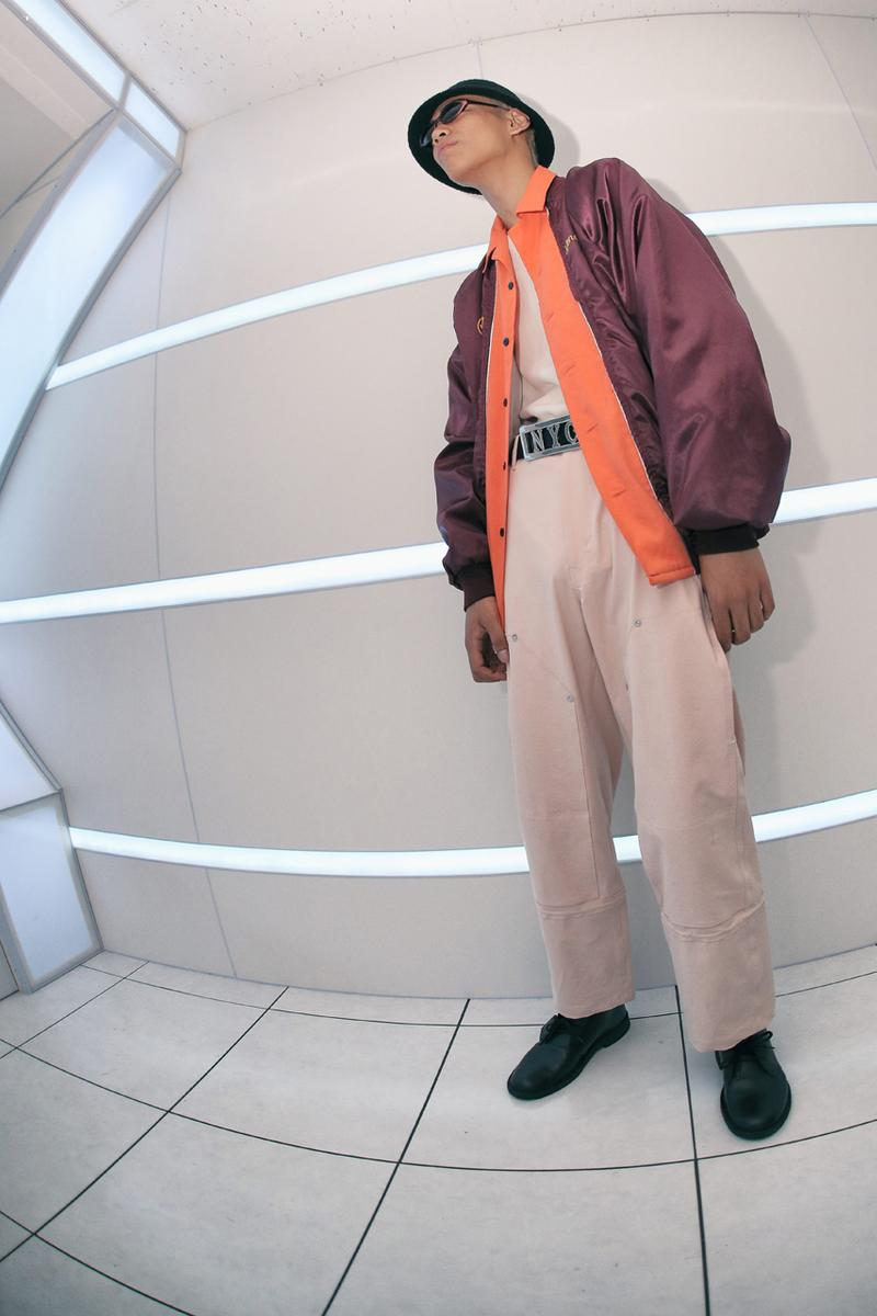 Awesome Boy Vintage Japan Spring/Summer 2020 lookbook collection ss20 tokyo patchwork remade clothing