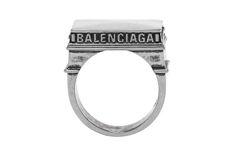 Balenciaga Paris Arch Ring release where to buy price 2019