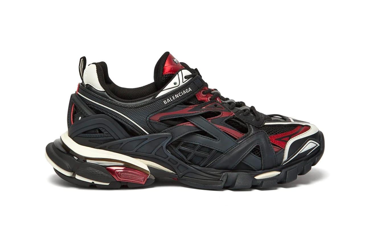 NWT Balenciaga track 2 sneakers 568614 W2GN3 eBay