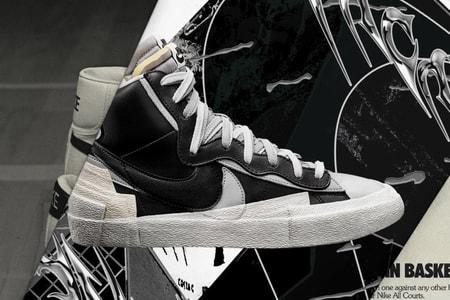 OAMC, sacai & Travis Scott Lead a Collab Heavy Lineup in This Week's Best Footwear Drops