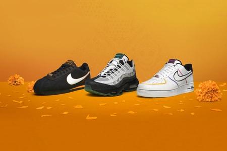 Nike Serves up More Halloween-Themed Kicks in This Week's Best Footwear Drops