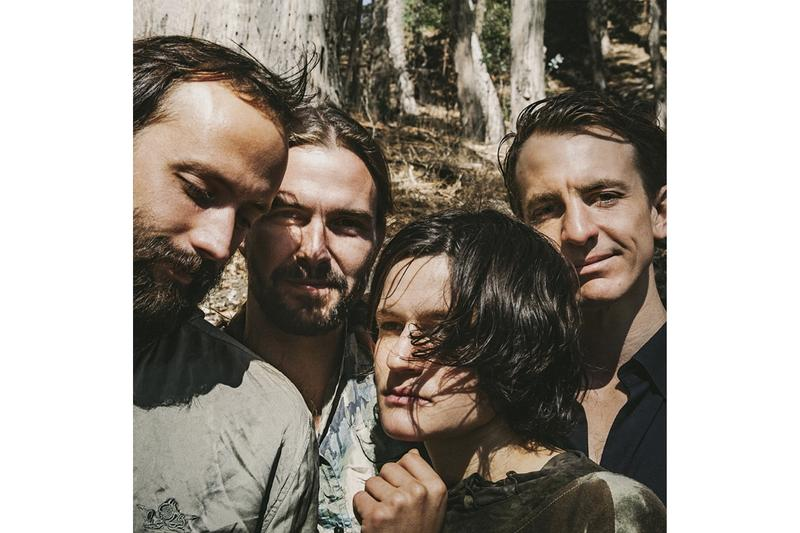 Big Thief Two Hands Album Stream indie folk alternative Adrianne Lenker Buck Meek Max Oleartchik James Krivchenia 4AD earth twin