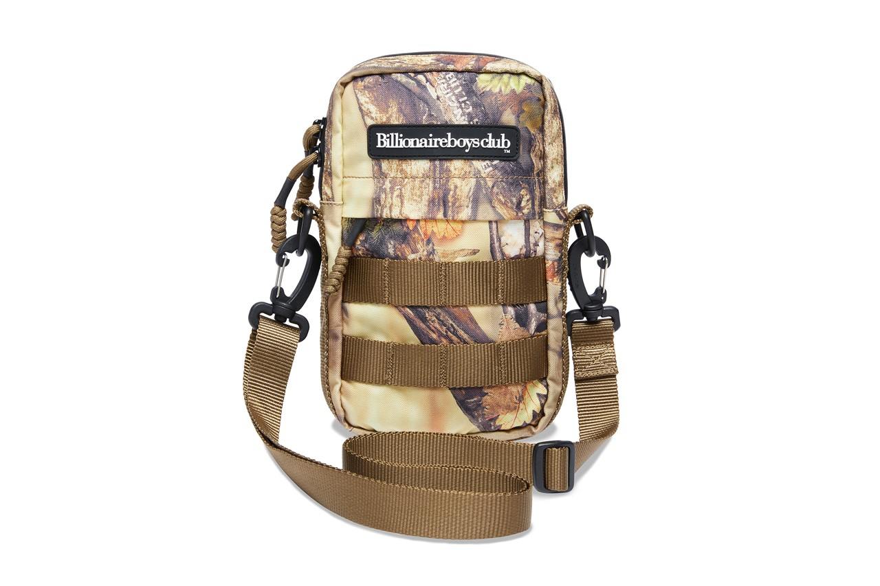 Billionaire Boys Club EU Luggage Collection Fall 2019 Backpacks Duffels Chest Rigs Laptop Cases Shoulder Bags Black Beige Tree Camouflage Astronaut Bear Eagle