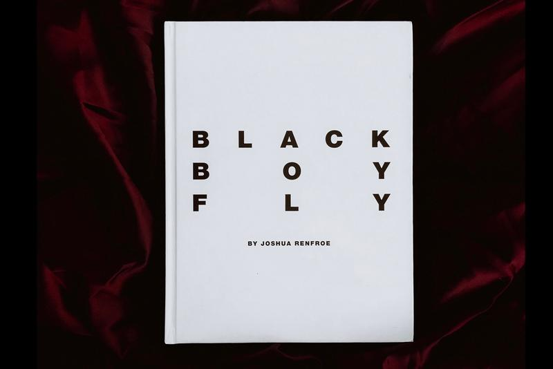 black boy fly photography book joshua renfroe photographer release