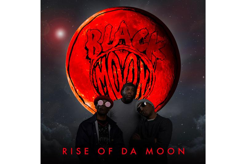 Black Moon Rise of Da Moon Album Stream