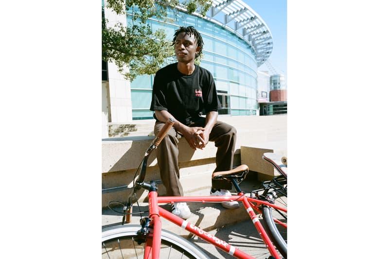 Bodega Chocolate Skateboards Capsule Collection Skate Decks T-shirts Long sleeves Hoodies Rose Brown Red White Black