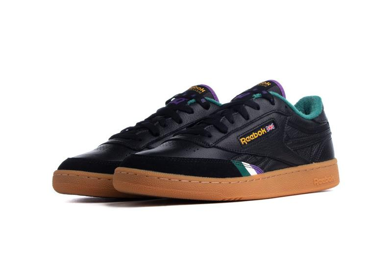 Bronze 56K x Reebok Club C Revenge Release Information First Look Collaboration Footwear Sneakers Retro Classic Skateboarding New York OG Brand