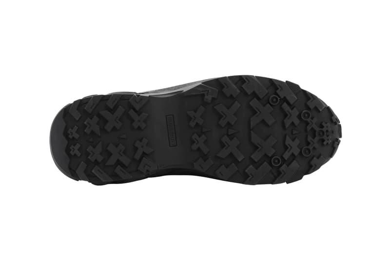 Burberry TB Monogram Arthur Gallica Tech Sneakers Release Information Riccardo Tisci Fall Winter 2019 Footwear Sneaker Drop Cop Vis Tech Chunky Boot-trainer E-Canvas Environmentally Friendly