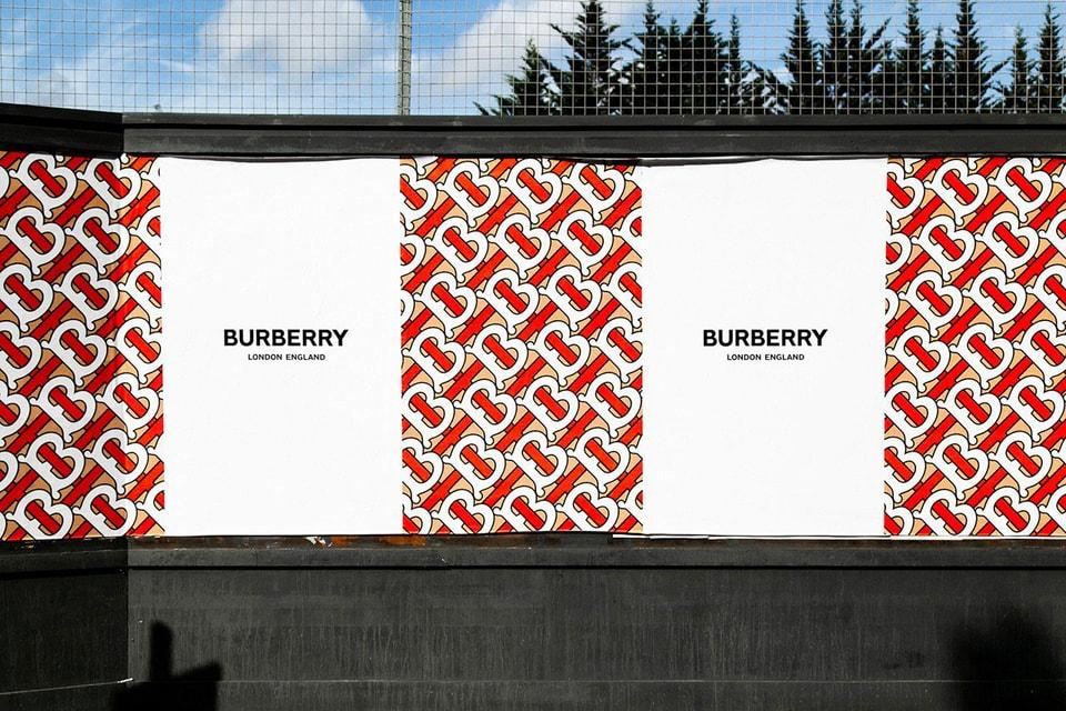 Burberry & The RealReal Announce Circular Fashion-Forward Consignment Partnership