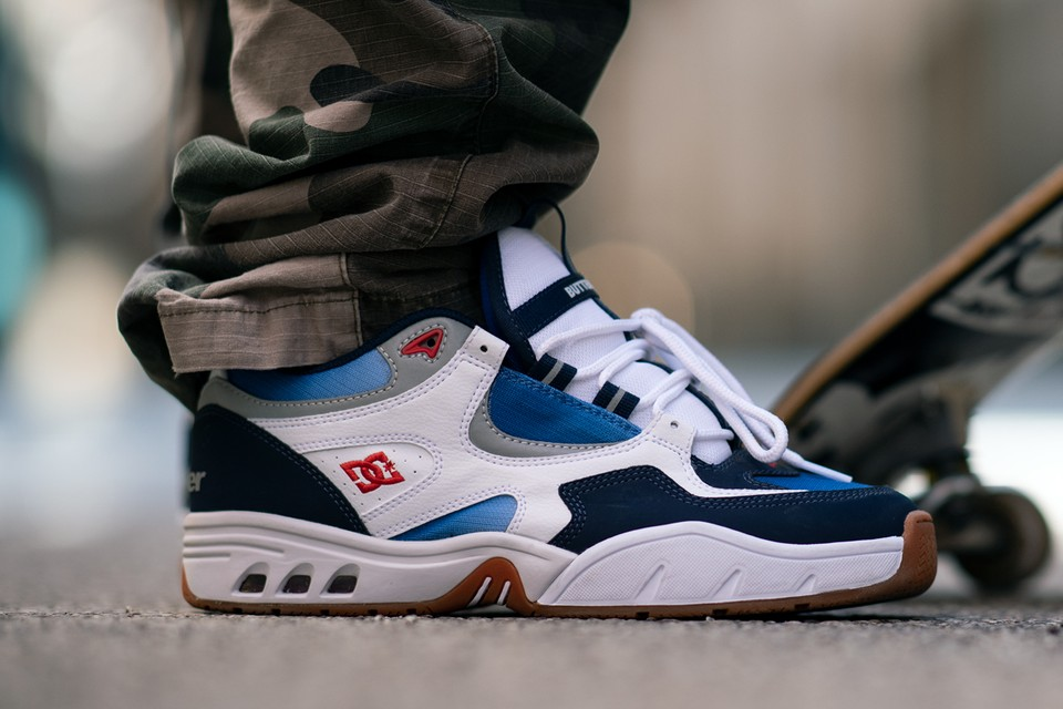 DC Shoes & Butter Goods Launch '90s-Inspired Sneaker & Apparel Collection
