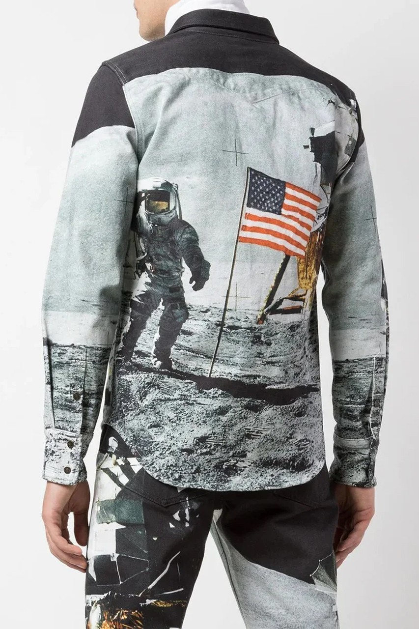CALVIN KLEIN EST. 1978 Moon Landing Jeans release where to buy price 2019