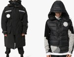 JUUN.J and Canada Goose Release Heavy-Weight Technical Parkas